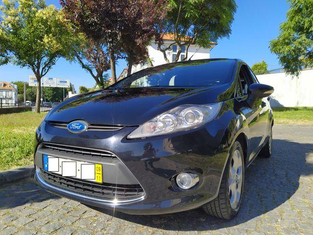 Ford Fiesta 1.4 TDCI TITTANIUM