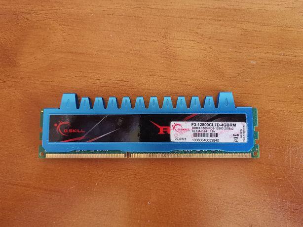 Memórias G-SKILL Ripjaws 4GB DDR3 1600