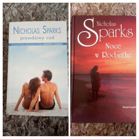 Książka Nicholas Sparks
