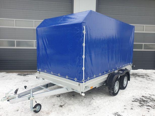 Przyczepa Przyczepka Samochodowa 400x176 750 kg S-Line ALU