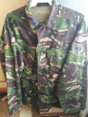 Продам рубашку комуфляжну НАТО 190/96