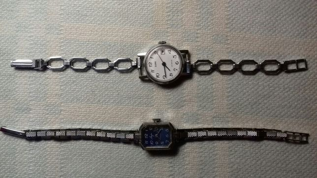 Наручні годинники жіночі виробництва СРСР