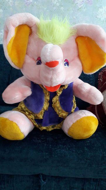 Большая мягкая игрушка Слон 100 грн.