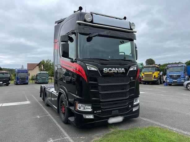 Scania S730 6x2 Ar Integral .2017