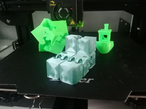 Druk 3D- projekt, wykonanie modeli, druk 3D FDM
