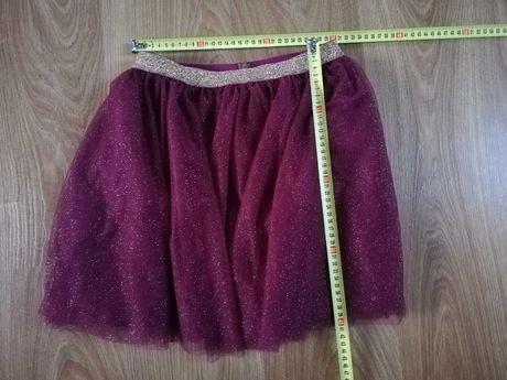 Spódnica tiulowa rozmiar 146