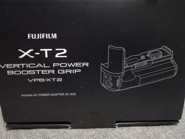 Fujifilm. Батарейний блок vpb-xt2 (Бустер) оригінал.
