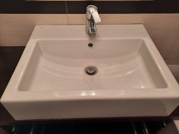 Umywalka nablatowa Koło