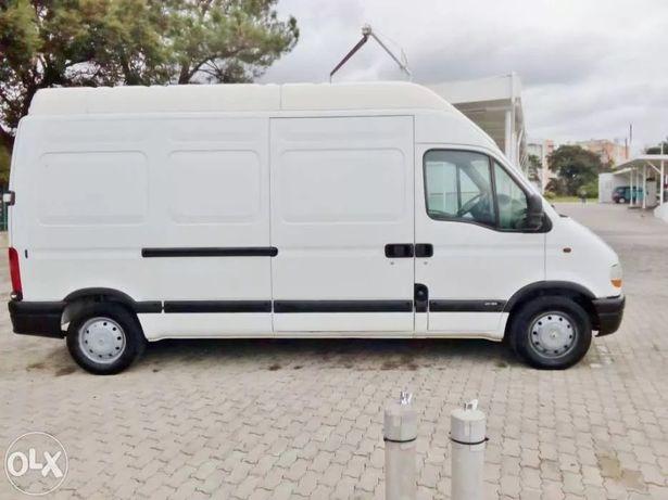 Alugo / Aluguer Carrinhas furgão p/ Transportes ou Mudanças