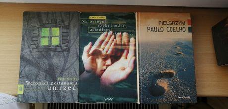 Coelho 3 książki Pielgrzym Weronika postanawia umrzeć Na brzegu rzeki