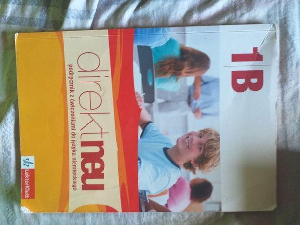 Direkt neu 1b Podręcznik i Ćwiczenia