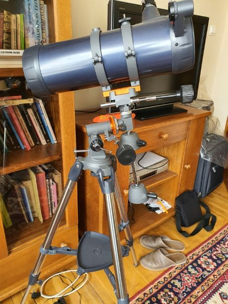 Teleskop Celestron AstoMaster 114