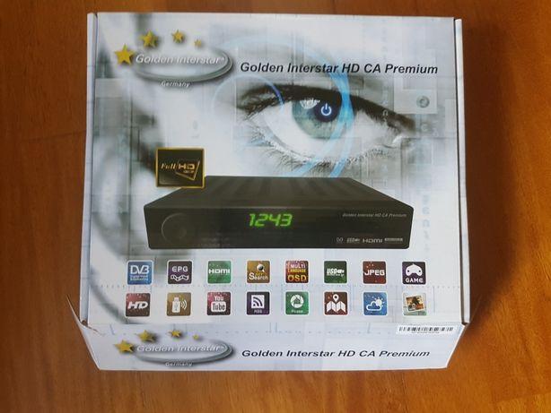 Tuner Golden Intetstar HD CA Premium