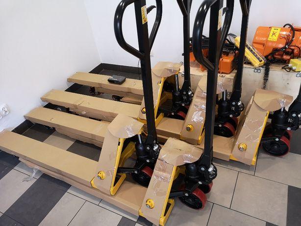 Paleciak Wózek paletowy reczny 2T AC, Okazja, Nowy Nowa cena Wysyłk