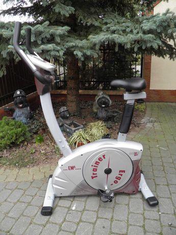 Masywny rower treningowy -ergometer christopeit sport-programy