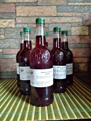 Kuchnia wege Barszcz czerwony kiszony z buraków - świeży eko zakwas