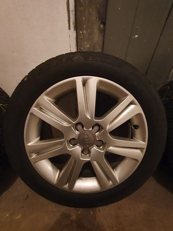 Felgi Aluminiowe Audi 17 Cali