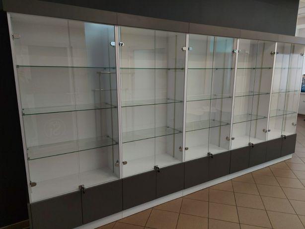 Продам витрины стеклянные 1 шт 5000 грн