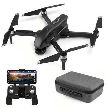 Квадрокоптер Q868 - дрон з 4K і HD камерами 5G GPS FPV БК мот 1км 30хв