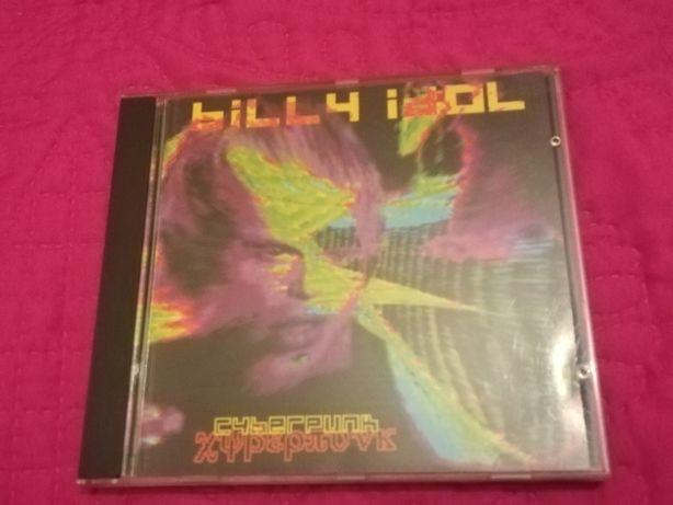 CD Billy Idol Cyberpunk