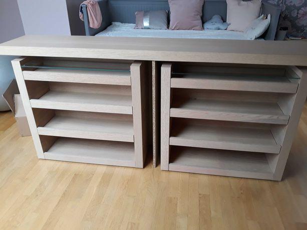 Zagłowek do łóżka Ikea Malm