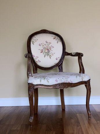 Krzesło krzesła antyk komplet