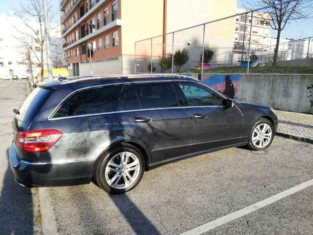 Mercedes-Benz E220 CDI BlueEfficiency Avantgard