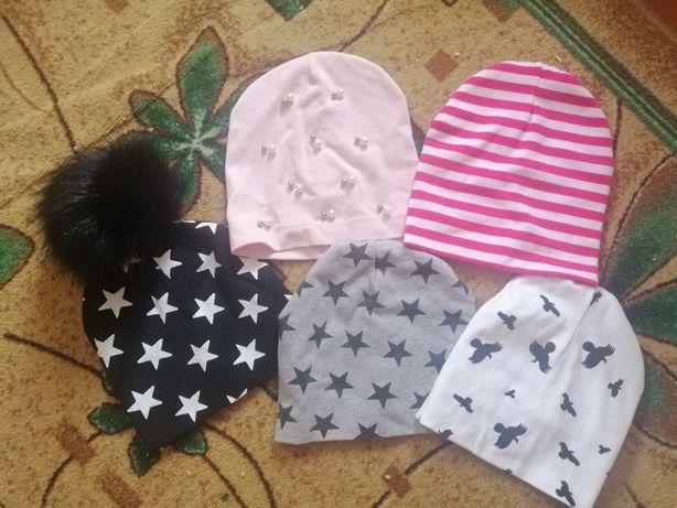 Шапочка, шапка на ребёнка 2-4 года