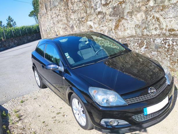 Opel astra gtc 1.7 cdti * teto panorâmico* 5 lugares