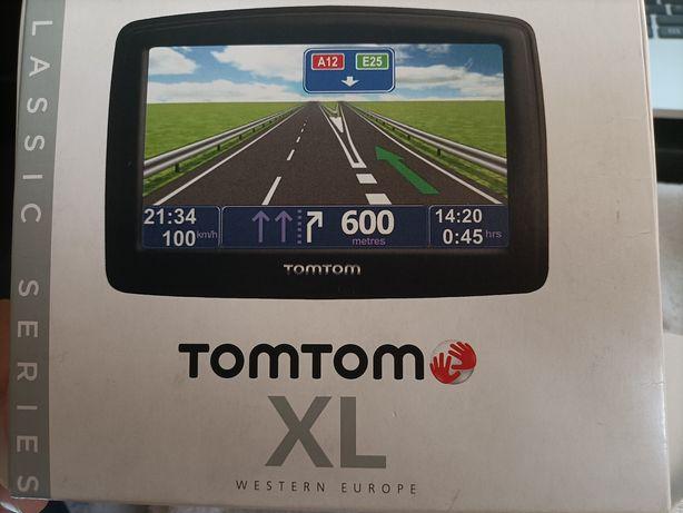 GPS TomTom XL Europa como novo