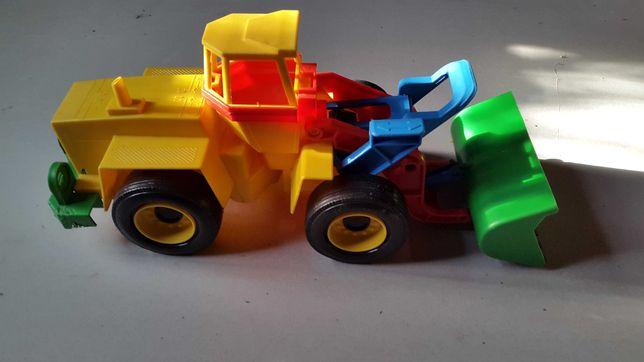 Машинка дитяча Трактор-Грейдер