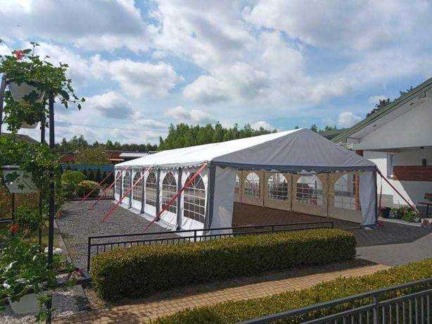 WYNAJEM namiotów imprezowych 6x12m z dodatkowym wyposażeniem