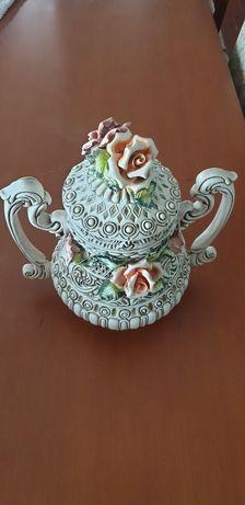Terrina, peça decorativa