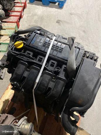 Motor Renault 1.2i 16v d4fb712