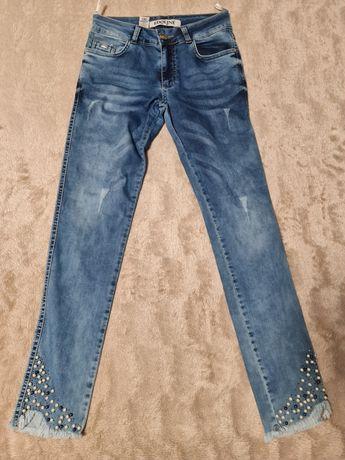 Классные джинсы р.152-258 xs-s