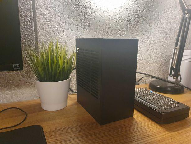 Komputer do gier K39 Mini ITX SFF Ryzen 2600 GTX 1070 Noctua