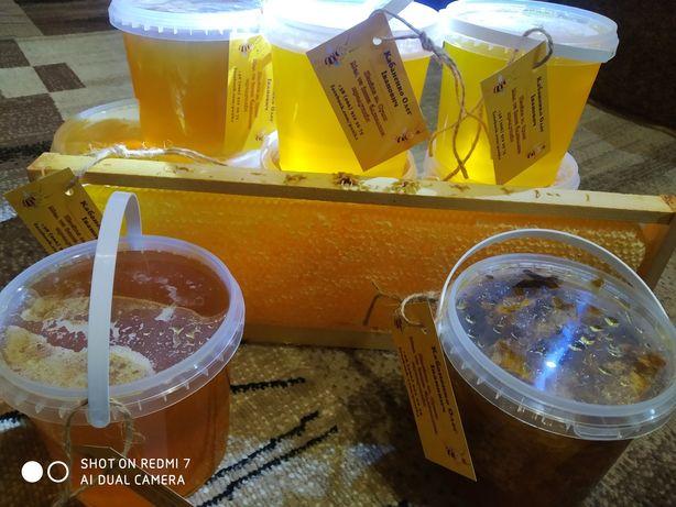 Пчелиный мед разнотравье!!!