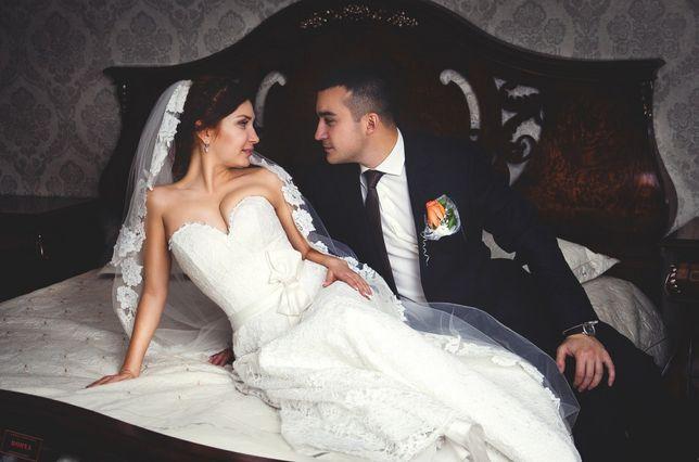 Дизайнерское свадебное платье от Dаriа Кarlozi, модель Serenada