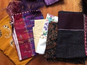 Tecidos Tailandeses - Thais Fabric