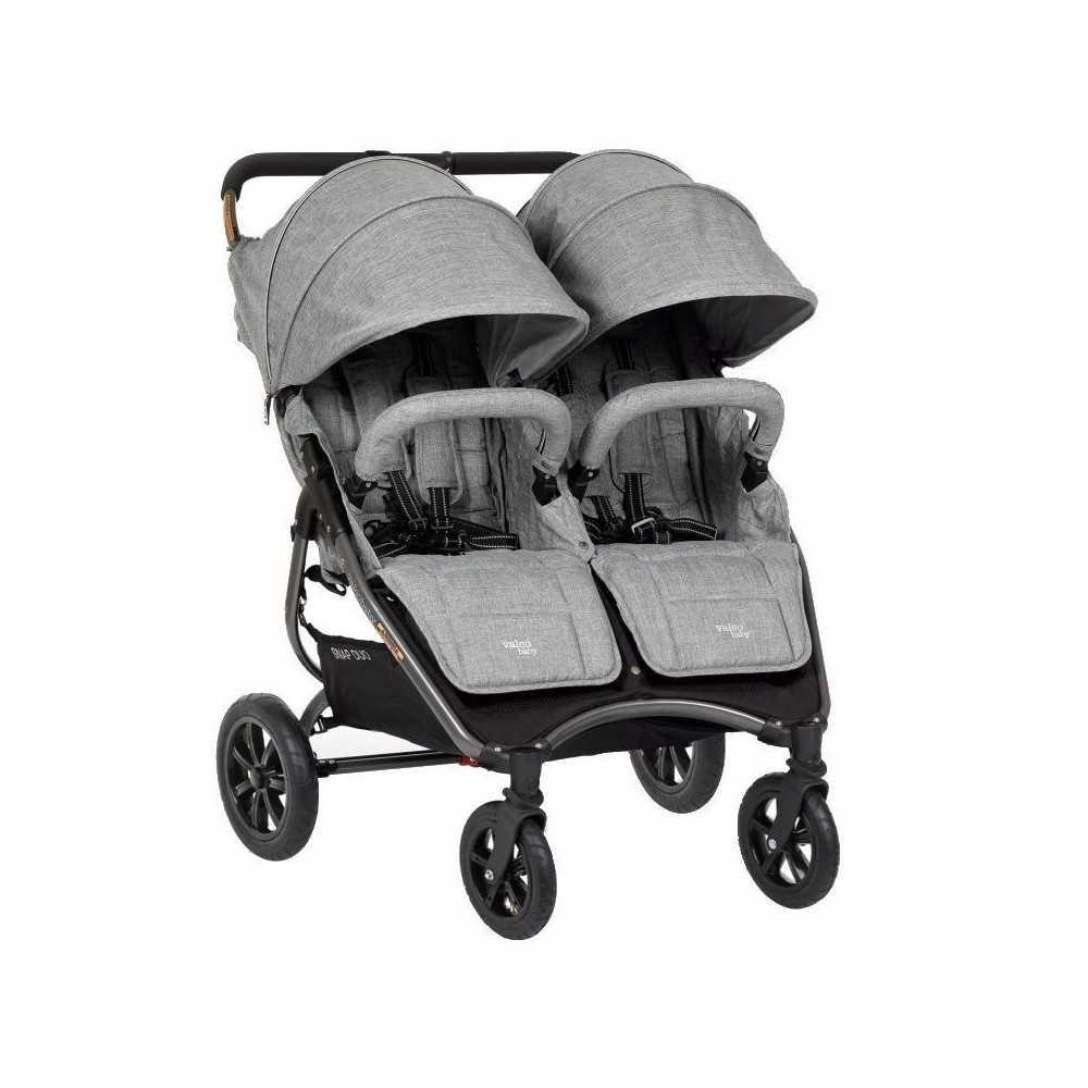 Valco Snap Duo - wózek spacerowy dla bliźniaków BĘDZIN