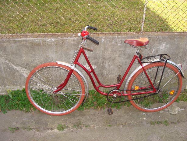 """Stary rower Mifa-damka 28""""-sprzedam"""