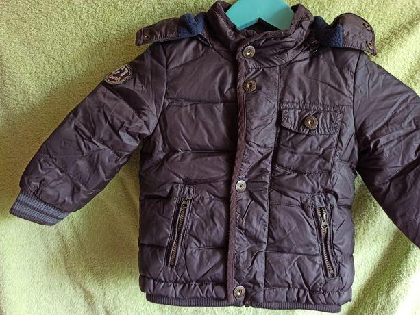 Курточка зимняя chicco