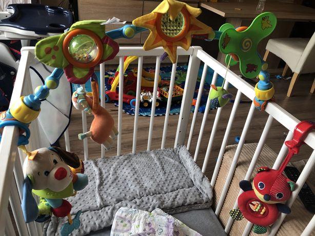Zestaw zabawek niemowlecych do powieszenia do wózka/łóżeczka