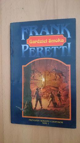 Gardziel smoka, przygody rodziny Cooperów tom 1, Frank Peretti