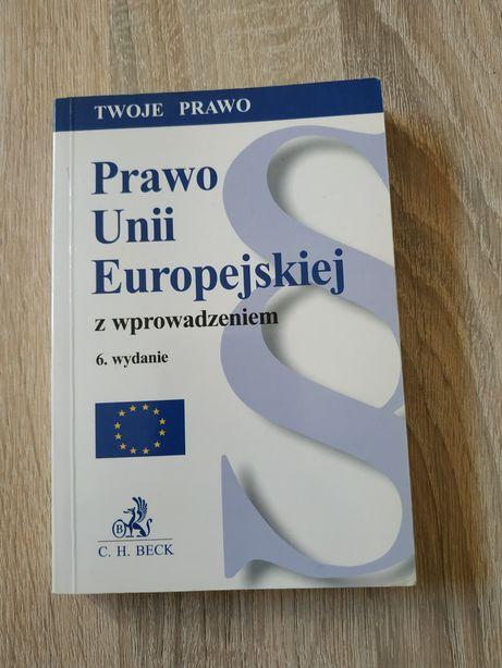 Prawo unii europejskiej c.h.beck