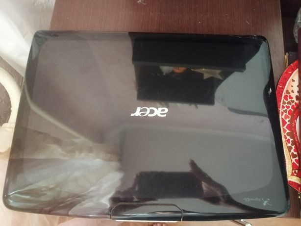 Ноутбук Acer черный