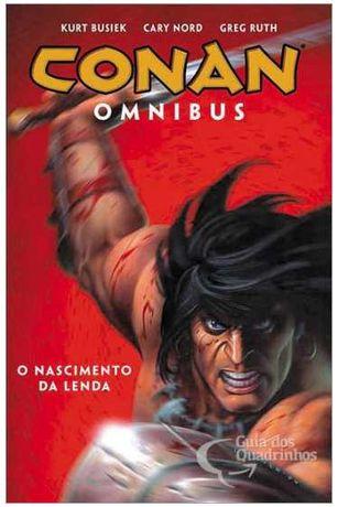 Conan Omnibus n° 1