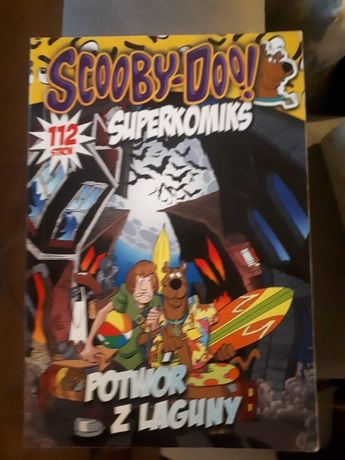 Komiks Scooby Doo
