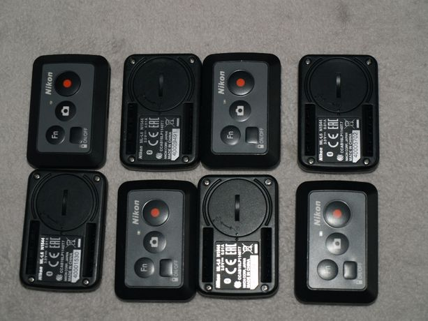 ORYG. Pilot kamerki GoPro aparatu NIKON ML-L6 Keymission