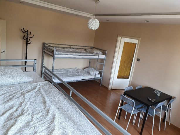 Mieszkanie dla firm/pracowników (10 os. max) Po remoncie!